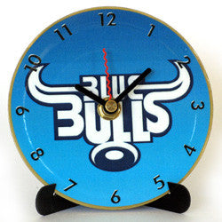 K01 Blue Bulls Mini LP Clock