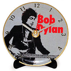 M05 Bob Dylan Mini LP Clock