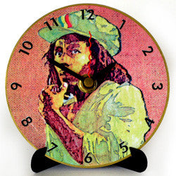 M06 Bob Marley Mini LP Clock