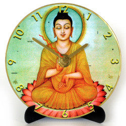 M37 Buddha Mini LP Clock
