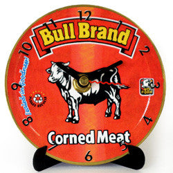H04 Bull Brand Mini LP Clock