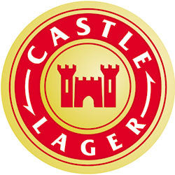 P01 Castle Lager Fridge Magnet