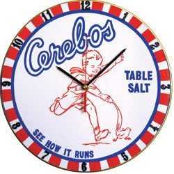 A05 Cerebos Salt Record Clock