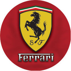 P03 Ferrari Fridge Magnet