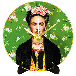 M36 Frida Kahlo Mini LP Clock
