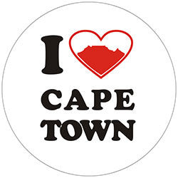 O21 I love Cape Town Fridge Magnet