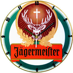 C07 Jagermeister Record Clock