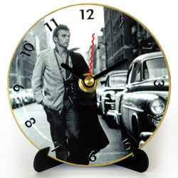 M33 James Dean Mini LP Clock