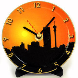 I20 Jo'burg Skyline Mini LP Clock