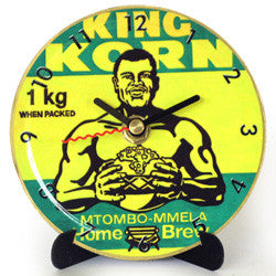 H08 King Korn Mini LP Clock