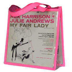 Y06 Pink LP Cover Handbag