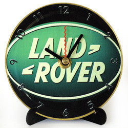 J09 Land Rover Mini LP Clock