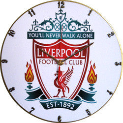 D12 Liverpool Record Clock