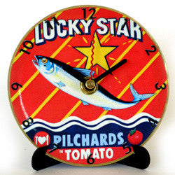H10 Lucky Star Mini LP Clock