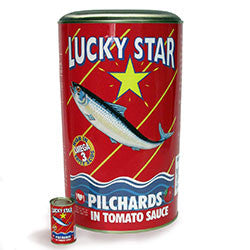 G04 Lucky Star Pilchards Seat