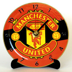 K11 Manchester United Mini LP Clock