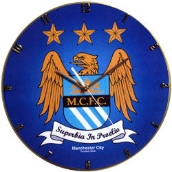 D17 Manchester City Record Clock