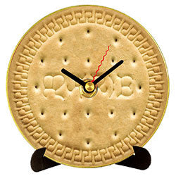 H11 Marie Biscuit Mini LP Clock