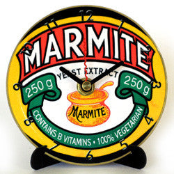 H12 Marmite Mini LP Clock