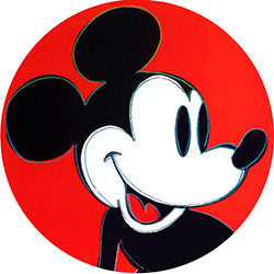 R04 Mickey Mouse Fridge Magnet