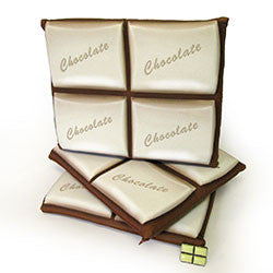 G16 White & Milk Chocolate Cushion