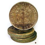 G14 One Cent Coin Cushion
