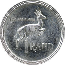 O09 One Rand Fridge Magnet