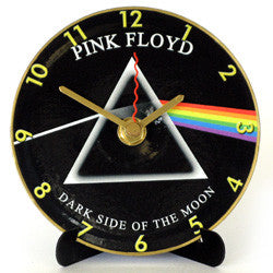 M07 Pink Floyd Dark Side of the Moon Mini LP Clock