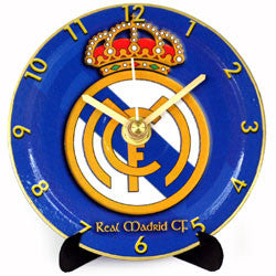 K23 Real Madrid FC Mini LP Clock