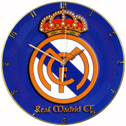 D22 Real Madrid FC Record Clock