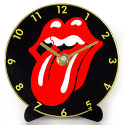 M09 Rolling Stones Mini LP Clock