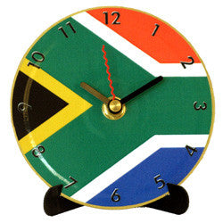 I05 SA Flag Mini LP Clock