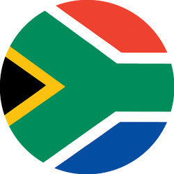 O05 SA Flag Fridge Magnet