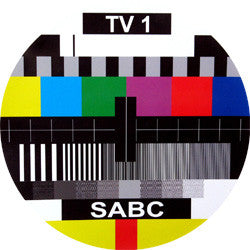 O04 SABC TV1 Fridge Magnet
