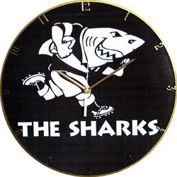 D02 Sharks Record Clock