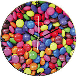 A14 Smarties Record Clock