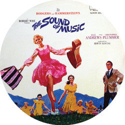 S04 Sound of Music Fridge Magnet