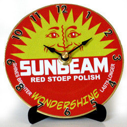 H15 Sunbeam Mini LP Clock