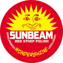 N15 Sunbeam Stoep Polish Fridge Magnet