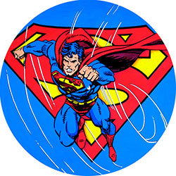 R03 Superman Fridge Magnet