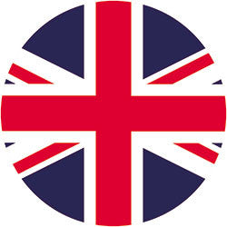 P15 Union Jack Fridge Magnet