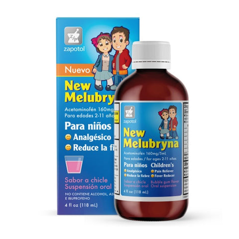 New-Melubryna Children's Syrup