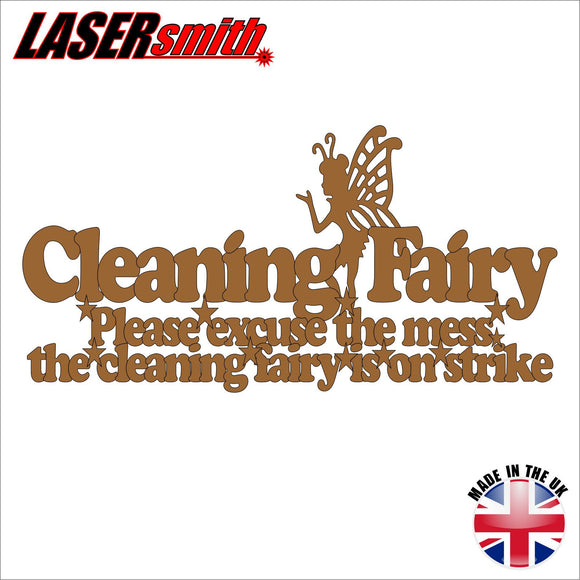 Cleaning Fairy on Strike