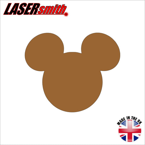 Mickey Mouse Head Outline
