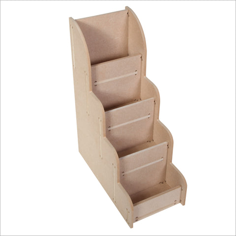 A5 & A6 DL Stamp Flyer holder with 4 levels