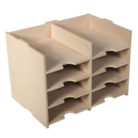 8 shelf A5 Paper Storage Unit