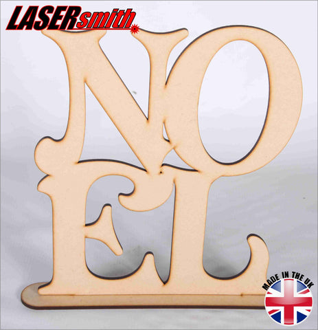 Freestanding Noel Sign