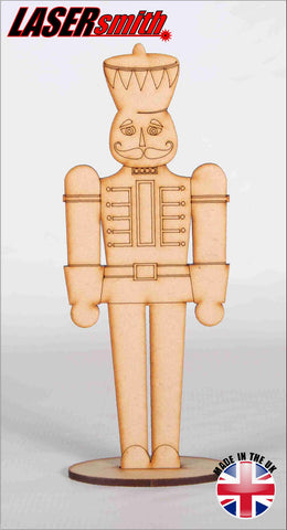 Free standing Christmas Toy Soldier