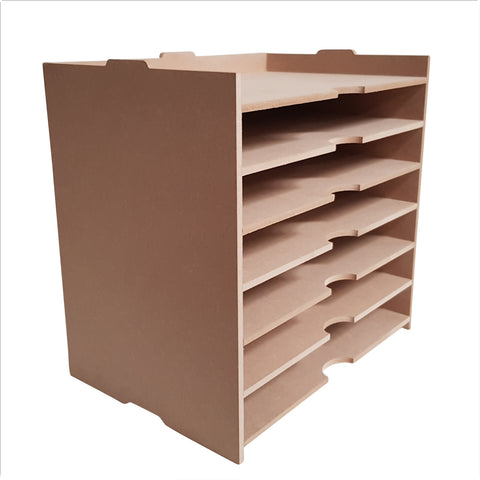 A4 Paper Storage Unit fits Ikea Kallax cube storage