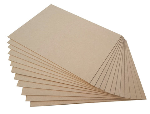 A3 Blank MDF Sheets - 3mm Thick